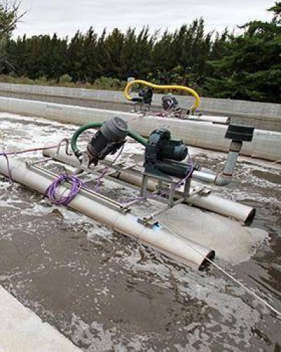 Avances en el plan de agua y saneamiento provincial