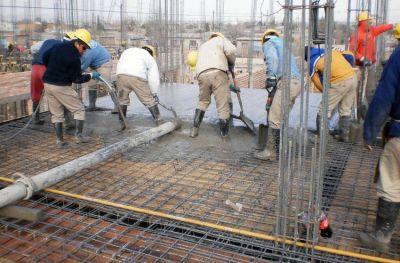 """Construcción: """"En la ciudad venimos manteniendo el nivel de trabajo"""""""