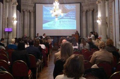 Con gran éxito se realizó la I Conferencia Regional WISTA AMERICAS