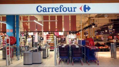 Carrefour comenzó con el ajuste: en diez días ya cerró cinco sucursales