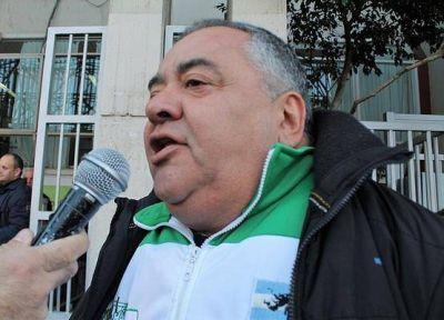 Miguel Forte aseguró que el paro en La Plata