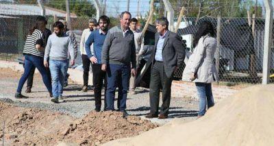 Comprarán equipamiento para la planta de agua potable de Recreo