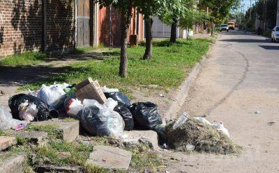 Vecinos piden contenedores y extender la recolección de residuos a la zona de Ruta 5