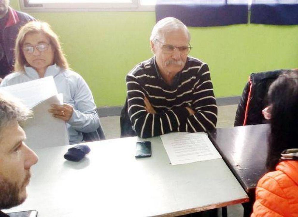 Enérgico rechazo del concejal Daniel Rodríguez al cobro para usar los Polideportivos