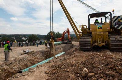 """Gasoducto: """"Esta obra nos servirá por lo menos para cinco años más"""""""