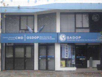 SADOP denuncia despidos persecutorios en colegios de gestión privada en Mar del Plata