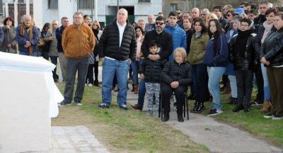 Homenaje a Gerónimo Momo Venegas