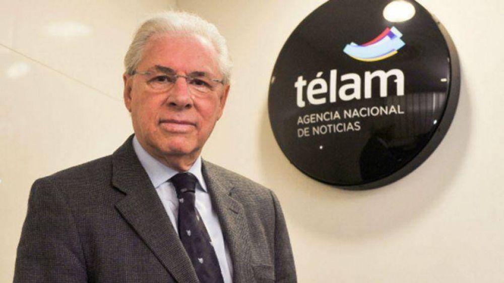 Para el presidente de Télam,