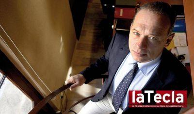 """Sergio Berni, con los tapones de punta: """"El PJ bonaerense avala las políticas de Macri"""""""