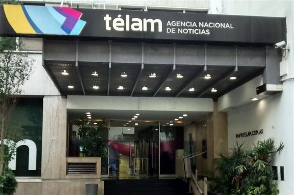Télam: continúa el paro y la toma por el despido de 354 empleados