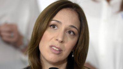 Vidal reconoció que la Provincia está en un pozo económico