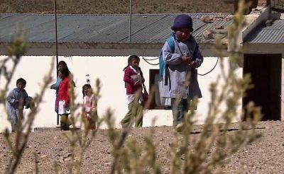 Movida solidaria para ayudar a una Escuela de la Puna
