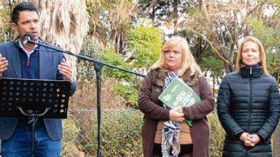 Funes presentó su programa de reciclado de residuos urbanos