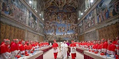 Francisco nombró a 59 de los 125 cardenales electores