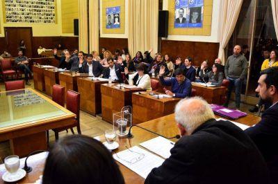 El oficialismo no tuvo consenso y no se aprobó el aumento del boleto