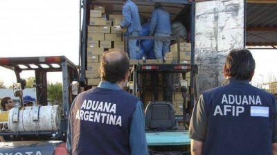 El Ministerio de Trabajo intervino y frenó el paro previsto en la Aduana