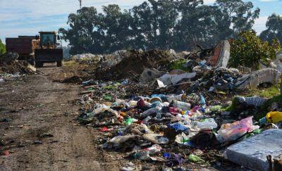 Limpiaron un basural en el barrio Santa Celina