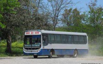 Chascomús: La línea Chascobus cambiará de recorrido cuando regresa de Ranchos