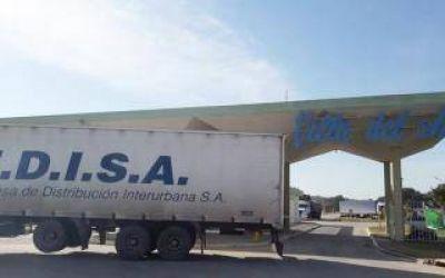 Desvincularon a 44 camioneros de la empresa Villa del Sur en Chascomús