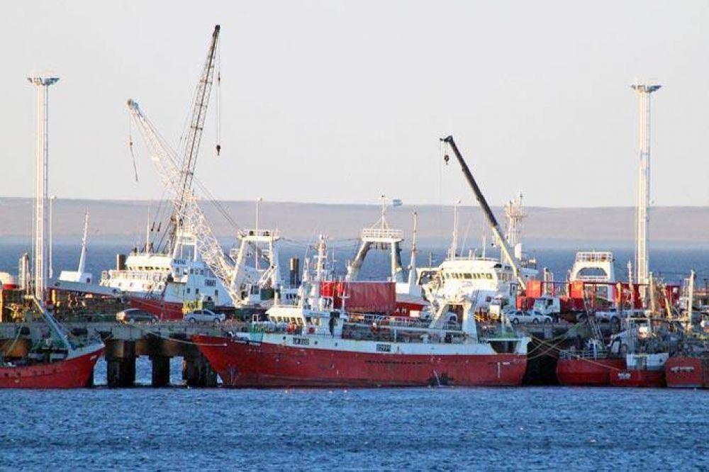 El SOMU paraliza la flota congeladora tangonera