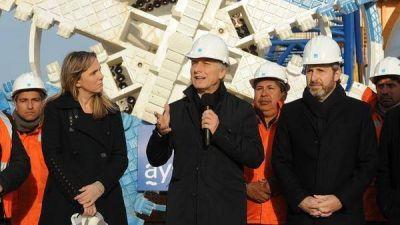 Macri prioriza la continuidad de obra pública y suma el apoyo de los gremios de la construcción