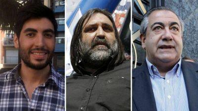 Las campañas sucias en redes que perjudicaron a Roberto Baradel, Héctor Daer y Facundo Moyano