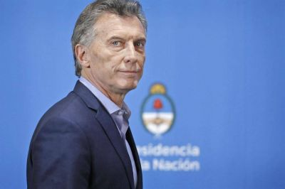 Frente a las turbulencias, Macri ratificó el rumbo económico