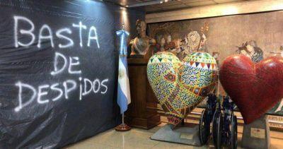 Despidos masivos en la Fundación Favaloro