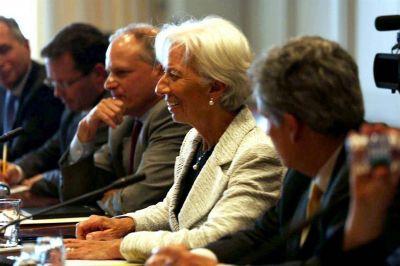 El FMI se reunirá con los sindicatos y avala un acuerdo económico y social
