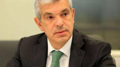 Julián Dominguez en SMATA Chascomús