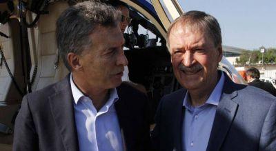 Presión del PJ para que Vidal y Larreta se hagan cargo de Aysa, Edenor y Edesur