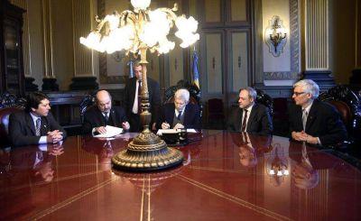 Ingenieros de la UNLP colaborarán con la Justicia en la realización de pericias hidráulicas