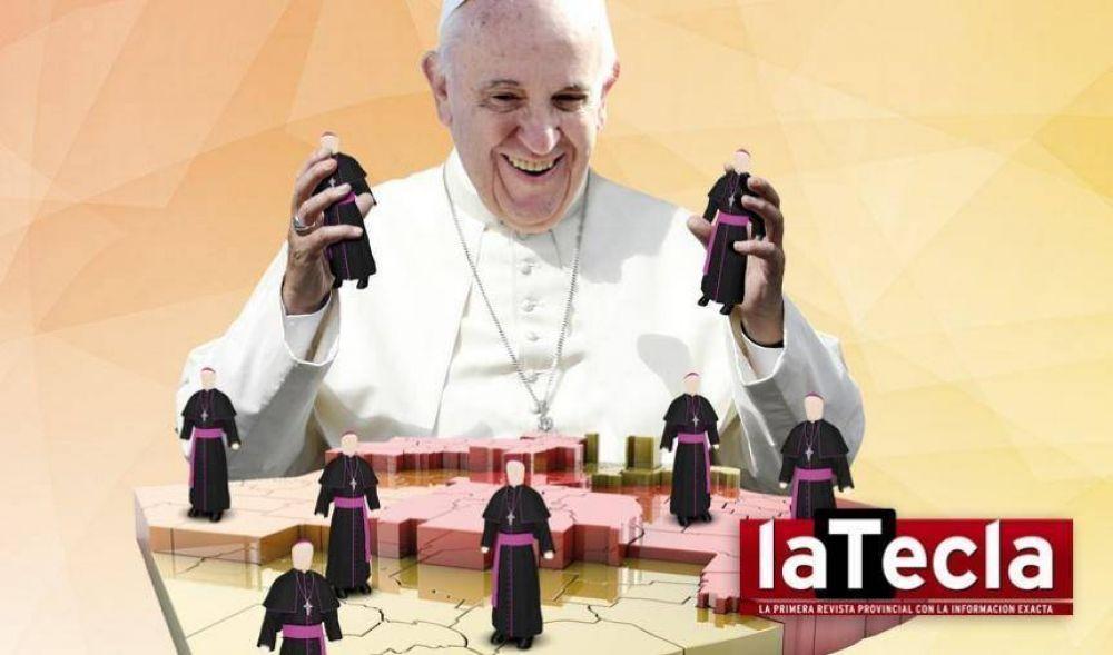 Así se conforma la Iglesia en la Provincia: los obispos de Francisco y los otros