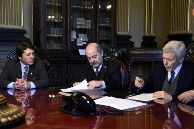 Ingeniería colaborará con la Justicia en la realización de pericias hidráulicas en territorio bonaerense