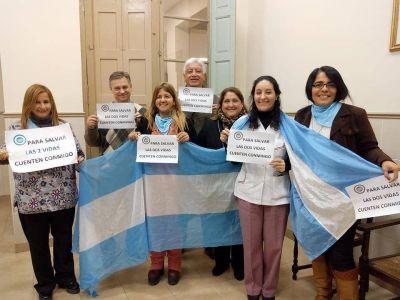 Aborto: personal de la salud se moviliza frente a dudas sobre el proyecto IVE