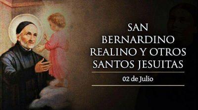 Hoy se celebra a cinco misioneros jesuitas de distintas épocas en los altares