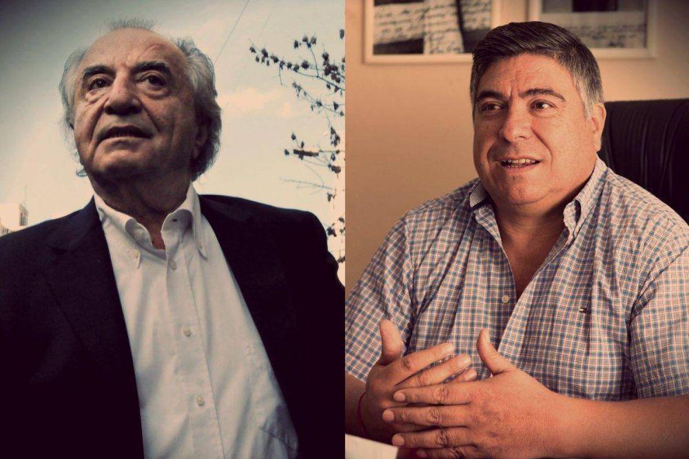 Cavalieri y Muerza, empieza la batalla electoral en Comercio