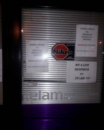 Hubo 5 despidos en la corresponsalía de TELAM Mar del Plata