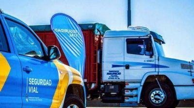 Restringirán la circulación de camiones en las rutas por el próximo fin de semana largo