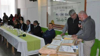 El Plan Castello ya entregó $135 millones a 14 municipios rionegrinos