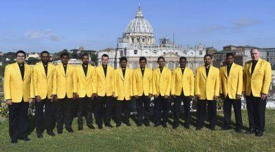 Equipo deportivo del Vaticano viaja a Inglaterra para promover diálogo interreligioso
