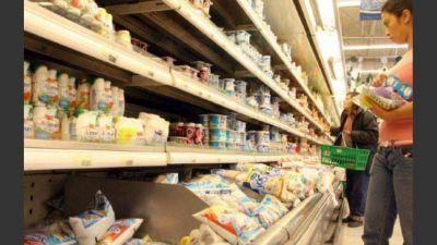 Los alimentos aumentaron casi 30 por ciento sólo en los últimos 20 días