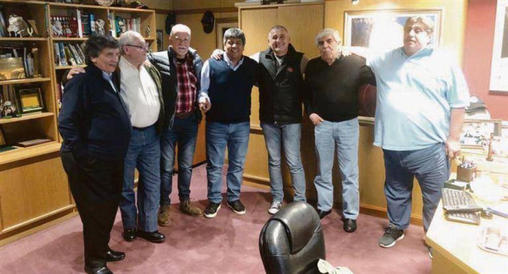 CGT: crece la interna posparo y Moyano suma apoyo para la oposición