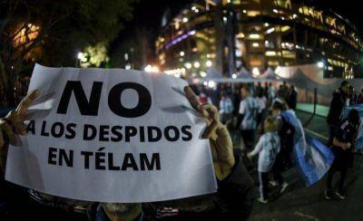 Télam: ordenan reincorporar un trabajador despedido por problemas de salud