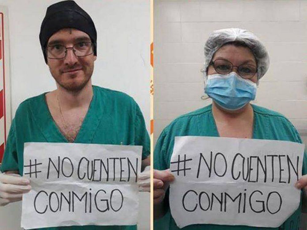 Un grupo de médicos y enfermeros del Perrando aseguran que no harán abortos aunque sean legales