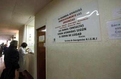 Materno: por día, hay 400 atenciones por enfermedades respiratorias
