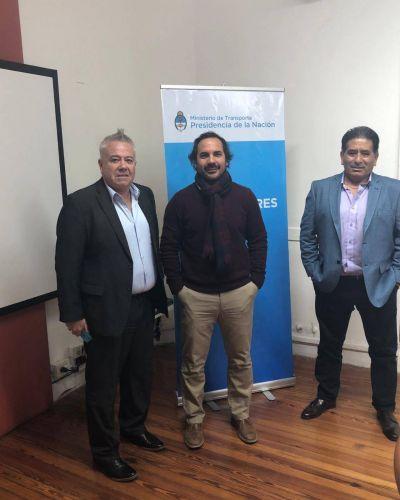 Respaldo de la Administración General de Puertos al desarrollo del comercio exterior desde Mar del Plata