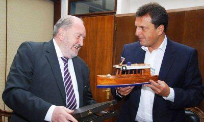 Massa inicia su gira nacional con el gobernador que más molesta a Macri