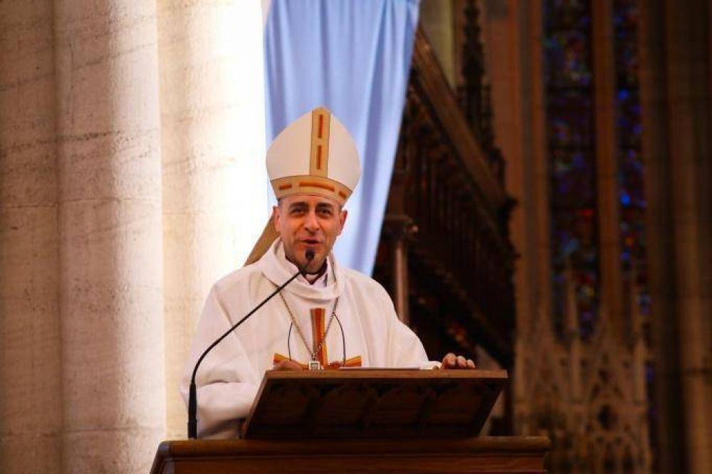Arrancó: el nuevo Arzobispo de La Plata refuerza la