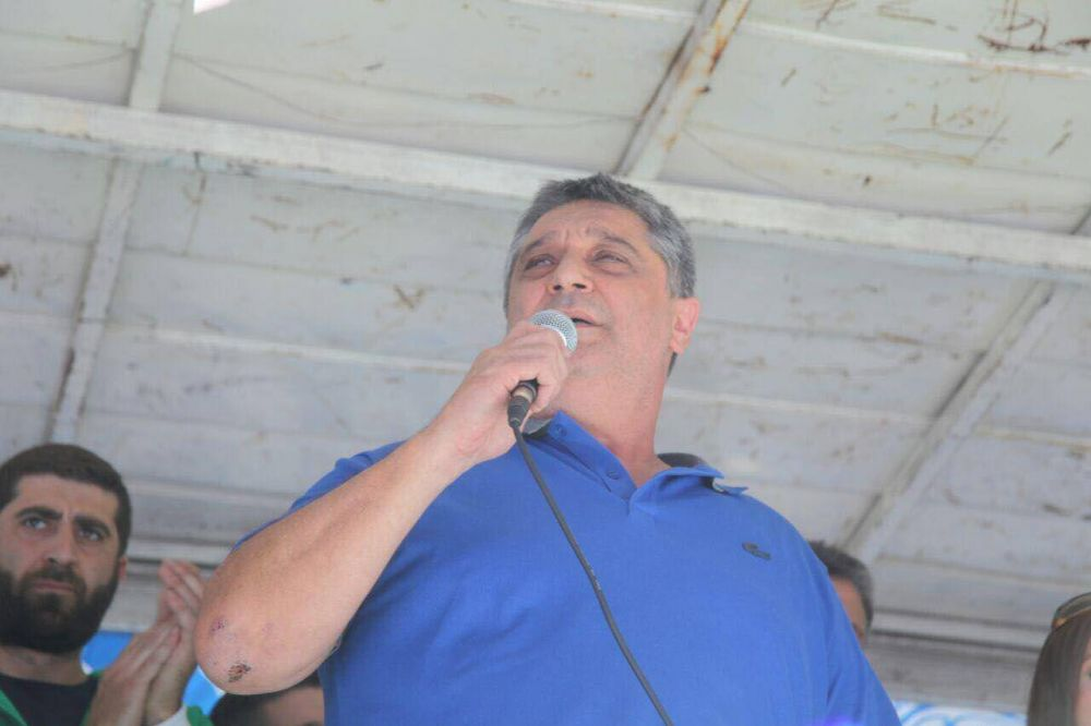 """Ortega: """"Vamos a seguir luchando para defender la Seguridad Social ante esta política de vaciamiento"""""""